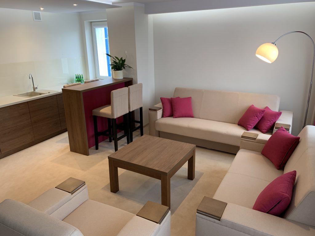 Apartament Amarantowy